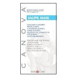 Maschera Per Il Viso Antiacne Salipil Mask 8 Bustine Da 8 Ml Cadauna
