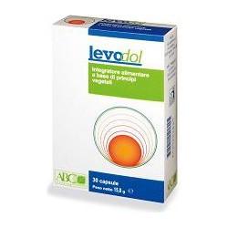 integratore alimentare naturale contro il mal di testa e cefalea levodol 30 capsule 500 mg