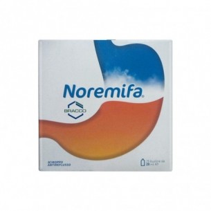 noremifa 25 buste da 20 ml - integratore anti-reflusso