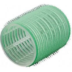 bigodini per capelli adesivi in velcro 45mm confezione 4 pezzi