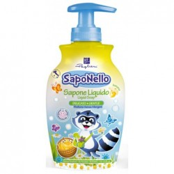 sapone liquido delicato saponello 300 ml