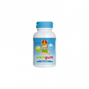 Multivitaminico Junior Vikingum Con Vitamine 120 G