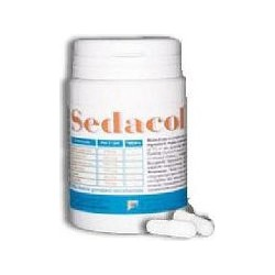 Sedacol 60 compresse - integratore per il benessere intestinale