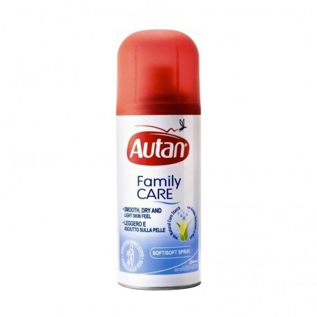 AUTAN - family care - spray protezione antizanzare 100 ml