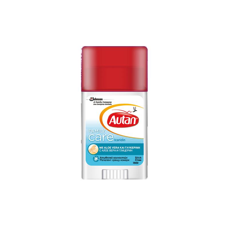 AUTAN - stick protezione antizanzare family care 50 ml