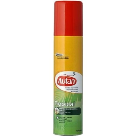 AUTAN - spray protezione insetti tropical 100 ml