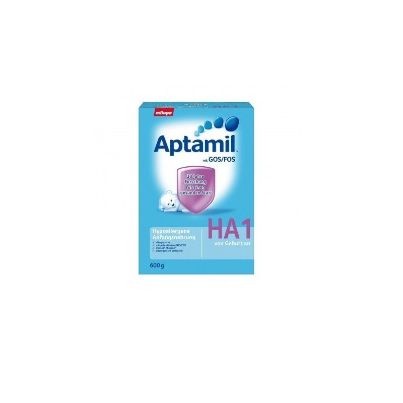 Aptamil - ha 1 latte in polvere ipoallergenico 600g
