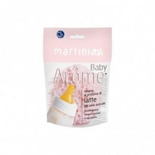 Arome Baby - Spugna al profumo di latte per pelli delicate - colori assortiti