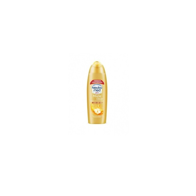 NEUTROMED - bagnoschiuma miele elixir 750 ml