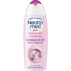 Cream & Oil - doccia schiuma nutriente seta e magnolia 250 ml