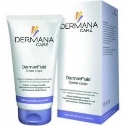 Dermanfluid - Crema Idratante e Lenitiva per il Corpo dei Bambini 50 Ml