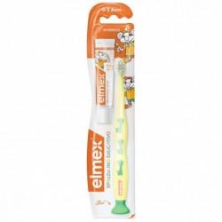 Spazzolino Da Denti Manuale Per Bambini Elmex Spazzolino Educativo 0-3 Anni
