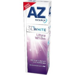 dentifricio sbiancante complete 3d ultra white luxe 75ml x2 bipack