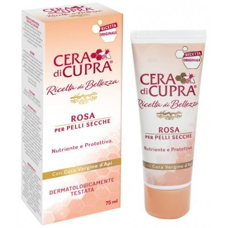 CERA DI CUPRA - Ricette di bellezza - Crema nutriente per Pelli Secche 75 ml
