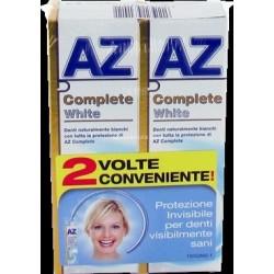 dentifricio sbiancante complete white 75ml x2 bipack