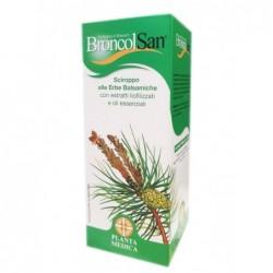 broncolsan 200 ml - sciroppo alle erbe balsamiche