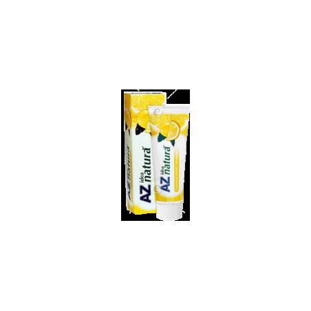 dentifricio idea natura 75 ml freschezza limone + whitening