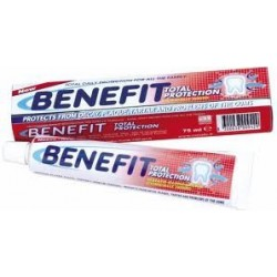 dentifricio benefit protezione totale dei denti 75 ml