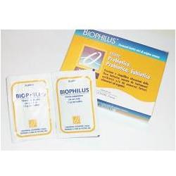 Biophilus - Integratore Alimentare di Fermenti Lattici 10 Bustine