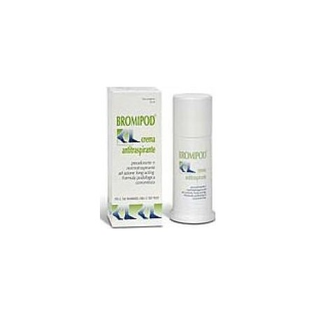 EPITECH GROUP - bromipod ultra crema antitraspirante per i piedi 100 ml