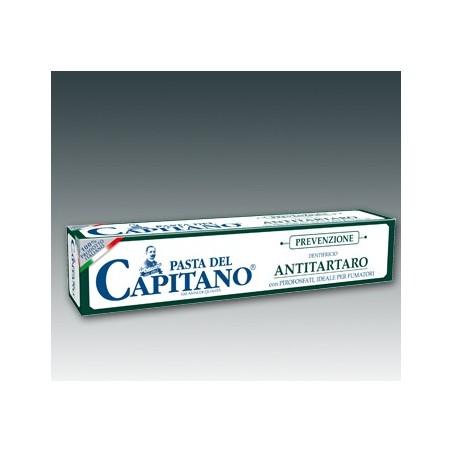 Pasta Del Capitano - dentifricio prevenzione antitartaro ideale per fumatori 100 ml