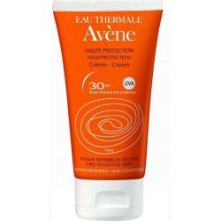Eau Thermale - Crema Solare viso Protettiva SPF30 50 Ml