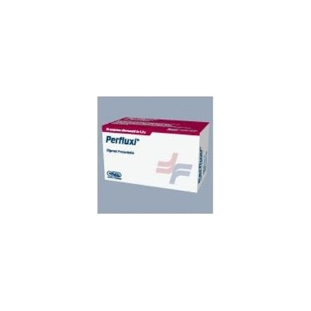 AMNOL - Perfluxi 20 Compresse Effervescenti - Integratore Alimentare Per Il Trofismo Del Microcircolo