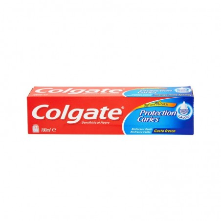 COLGATE - dentifricio protection caries gusto fresco dispenser 100 ml