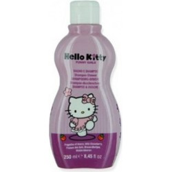 funny girls - shampoo + bagnoschiuma per bambina 2 in 1 fragola di bosco 250ml