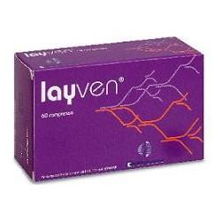 Layven 30 Compresse - Integratore Per Il Trofismo Del Microcircolo