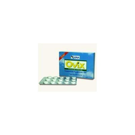 Guna - Ovix 60 Compresse - Integratore Immunostimolante Per Il Trattamento Di Allergie
