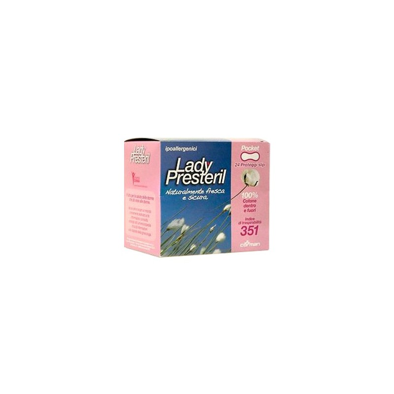 PRESTERIL - Lady Presteril Pocket 24 Proteggislip
